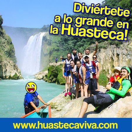 Ciudad Valles, México: La tercera cascada más alta de México es uno de los recorridos que tenemos para ti.