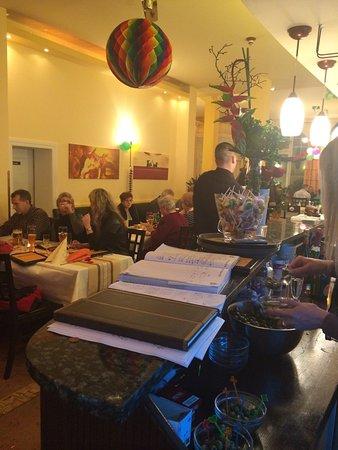 Cottbus, ألمانيا: Steakhouse Amedo