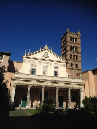 Kirche der hlg. Cäcilia
