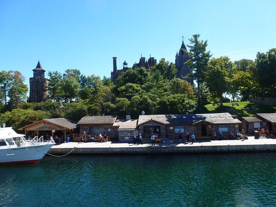 Thousand islands: Castillo de Boldt