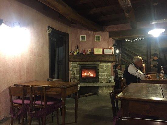 Madonna del Sasso, Italië: Agriturismo Il Barchetto