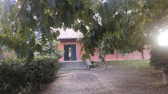 Campagnano di Roma, อิตาลี: Elena's beautiful villa