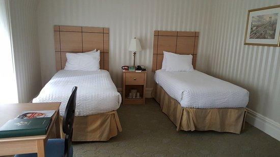 Wolcott Hotel: 3 bed room