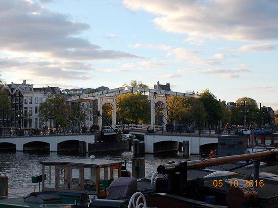 The Bridge Hotel: Magere Brug (Skinny Bridge)