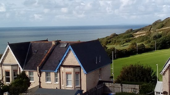 Varley House: View from our room