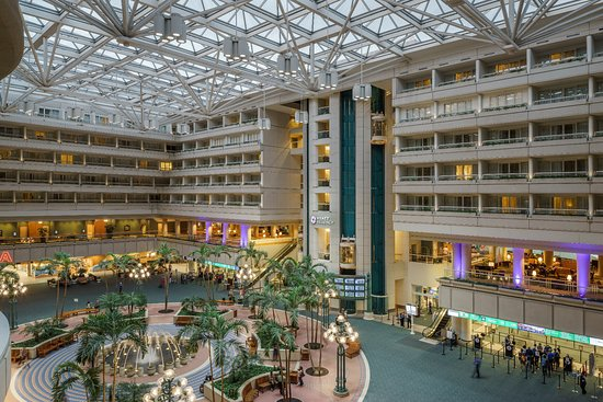 Hyatt Regency Orlando International Airport