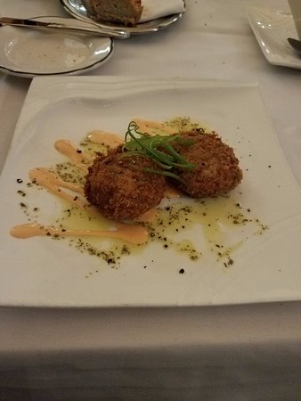 Point Richmond, Californie : Crab Cakes