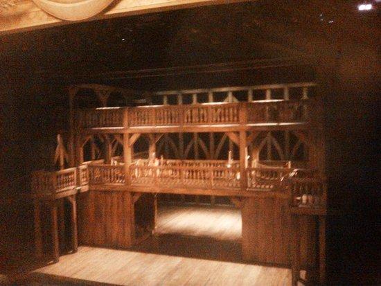 Stratford Festival: Avon Theatre stage.
