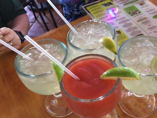 Senor Donkey: Margaritas!