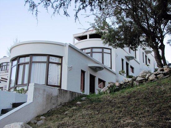 Hotel Terrazas De Merlo Vista De Las Unidades En Terraza