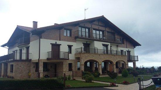 20160918 100541 picture of usotegi agroturismo casa rural getaria tripadvisor - Casa rural getaria ...