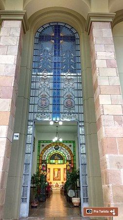 Sao Carlos, SP: Portal da Catedral