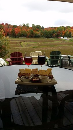 Port Carling, Canada: Muskoka Winery