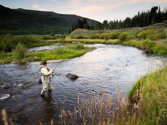Park City, UT: Fly-Fishing on the Provo River