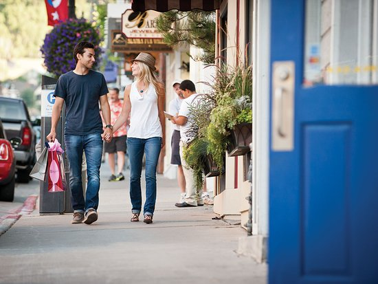Park City, UT: Shopping on Historic Main Street