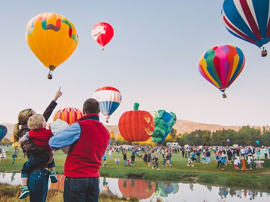 Park City, UT: Autumn Aloft Festival