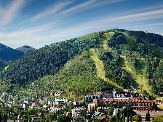 Park City, UT: View of Resorts and Main Street