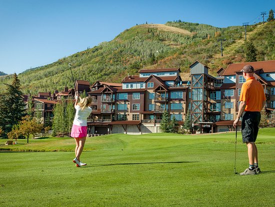 Park City, UT: Golfing in the Mountains