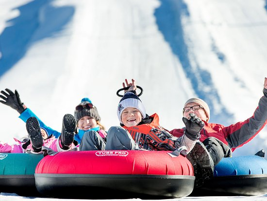Park City, UT: Snow Tubing at Gorgoza Park