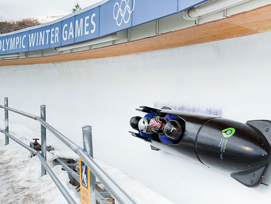 Park City, UT: Bobsled Rides at Utah Olympic Park