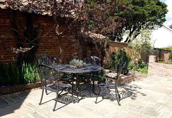 Вудбридж, UK: Garden Room