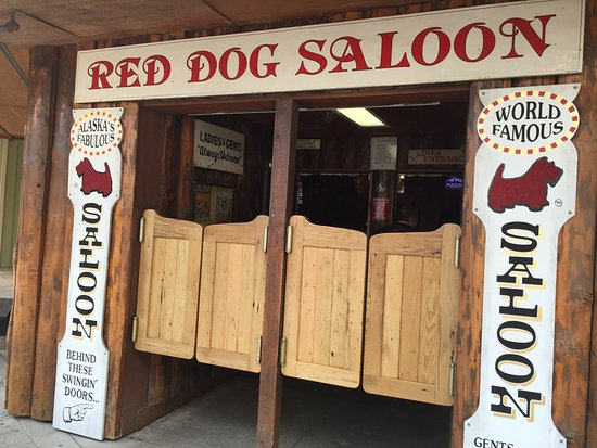 ‪Red Dog Saloon‬