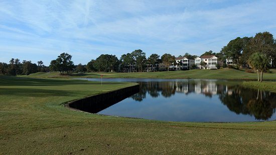 Sunset Beach, Carolina del Norte: Golf