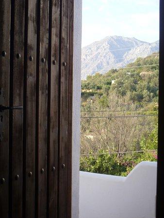 Mondujar, Spain: View from Studio Apartment