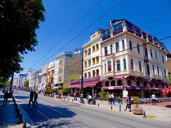 Ibrahim Pasha Hotel: hotel's neighborhood