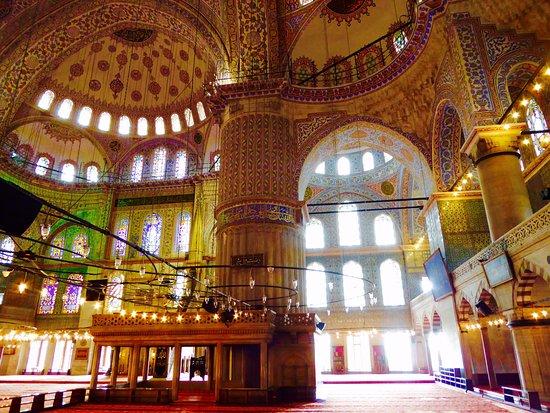 Ibrahim Pasha Hotel: Blue Mosque