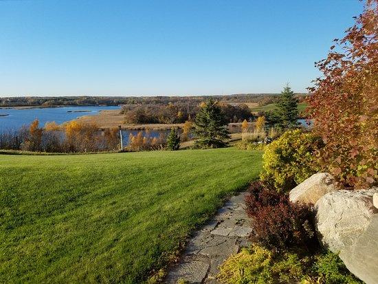 Alexandria, MN: View from Lake Mina room