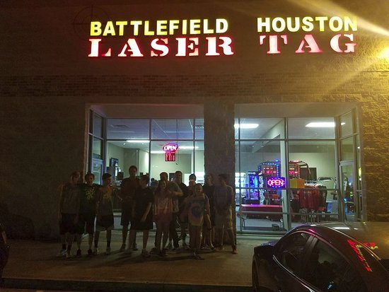 Come By Yourself Or As A Group Picture Of Battlefield Houston