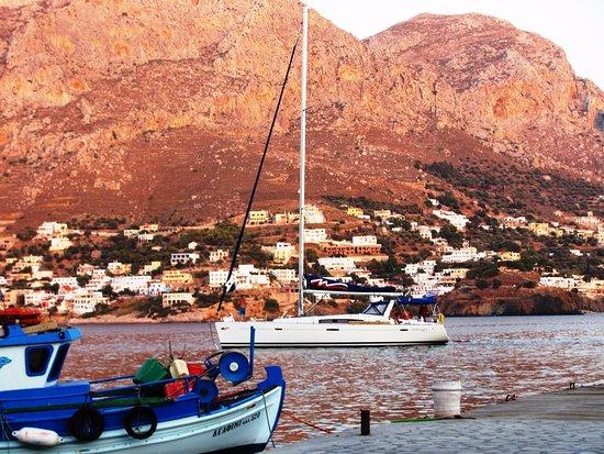 Myrties, กรีซ: Kalymnos - between Telendos & Massouri
