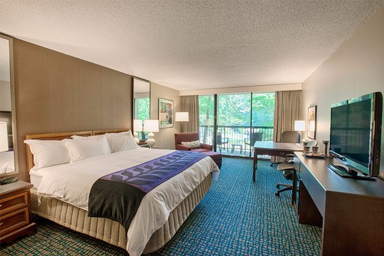 Peachtree City, Georgien: King Room