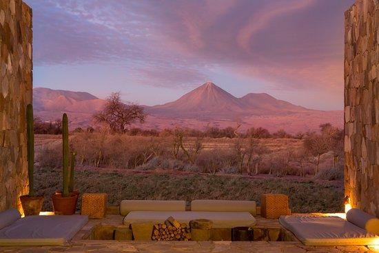 Tierra Atacama Hotel & Spa : Great sunsets at Tierra Atacama