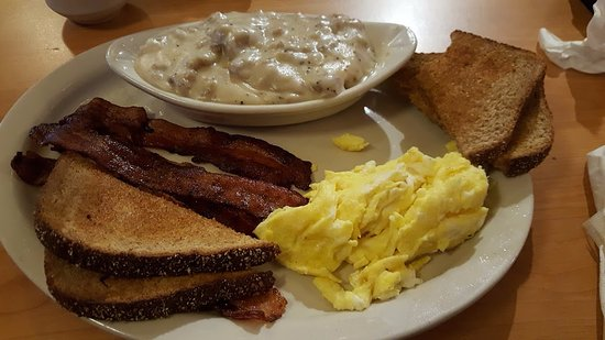 Germfask, MI: Amazing breakfast!