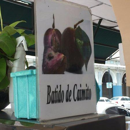Las 3 Canastas : Sign