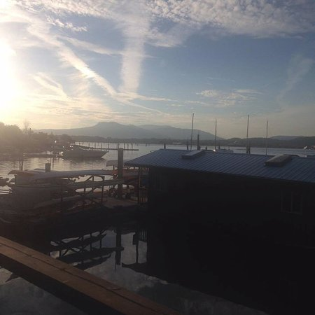 Cowichan Bay, Canadá: amazing patio view