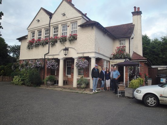 Heathfield, UK: A great place to meet with friends.