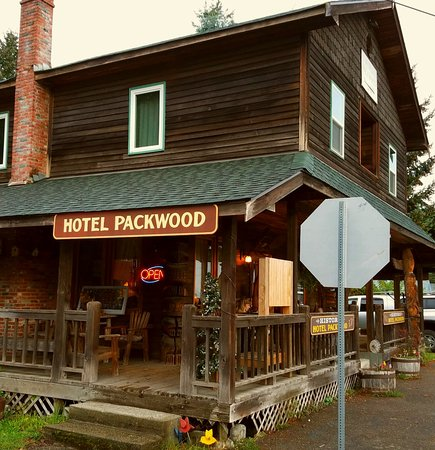 Classic, Vintage Hotel near Mt. Rainier is a True Gem!