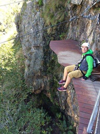 Elgin, Güney Afrika: High altitude training :)
