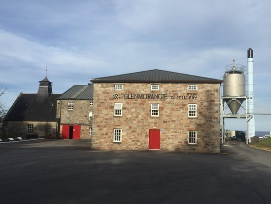 Tain, UK: Glenmorgangie distillery