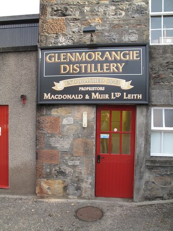 Tain, UK: This was a litle taste of the soul of Glenmorgangie. The rest was too modern.