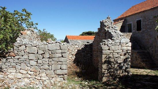 Gornji Humac, Kroatië: Humac Village - Hvar