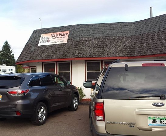 Wakefield, MI: Good home cooking. Big portions for a reasonable price