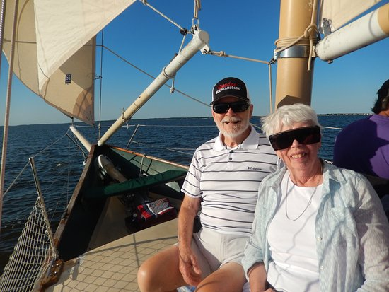 "Manteo, NC: A couple of old ""salts!"""