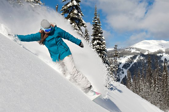 Sun Peaks, Canada: Deep powder is within your reach. Photo by Adam Stein