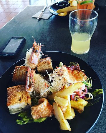 Port Douglas Yacht Club : We had a beautiful lunch at The Yachty, loved it, we will be back 👌🏻