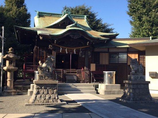 Koyasu Hachiman Shrine