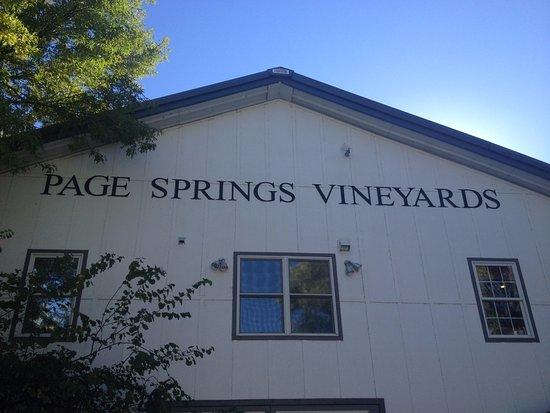 Cornville, AZ: Page Springs